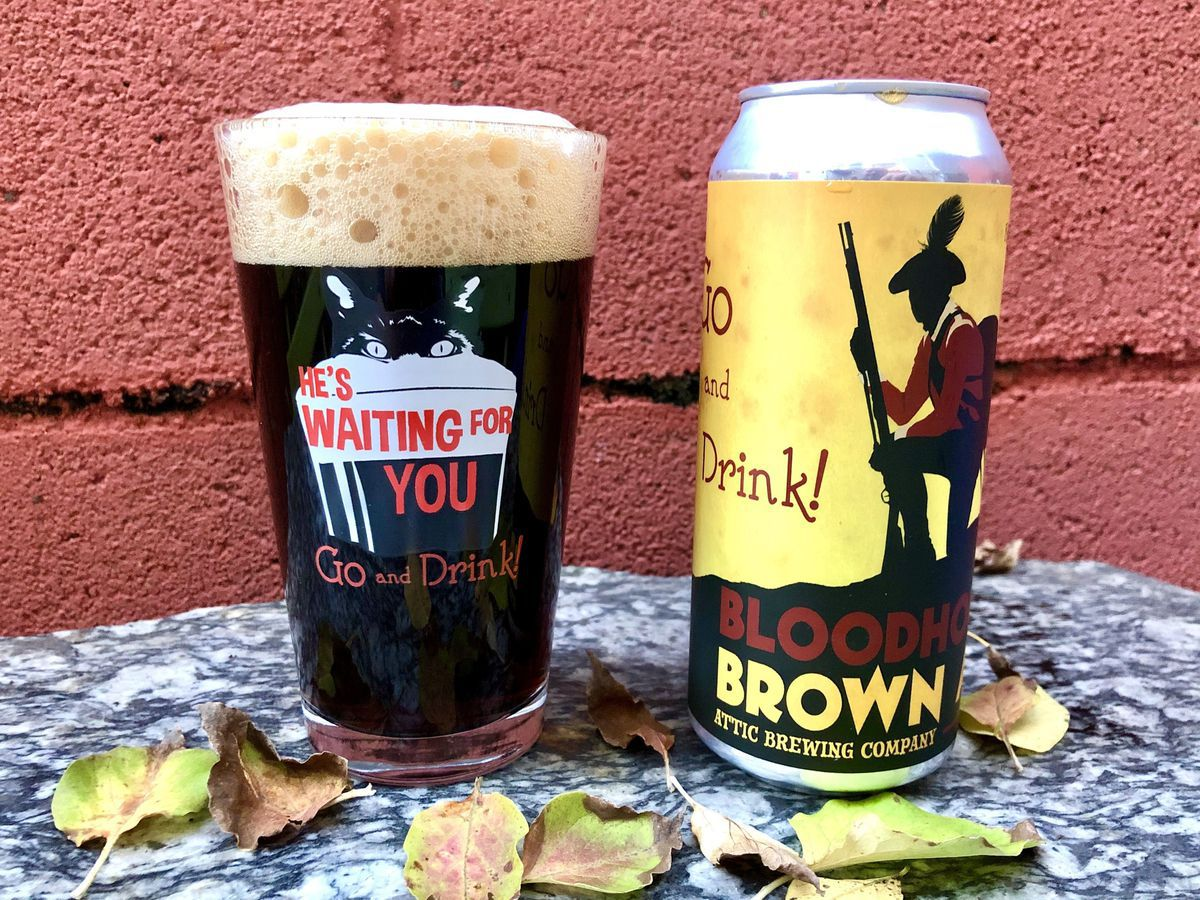 Attic Brewing Co. in Germantown is making one of the best beers in the U.S.