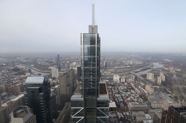 An inside look at the new Comcast Technology Center