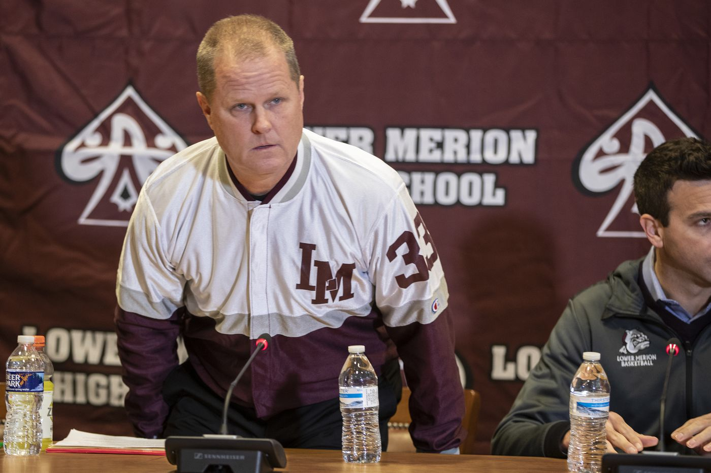 Lower Merion coach Gregg Downer reflects on his 'hero,' Kobe Bryant