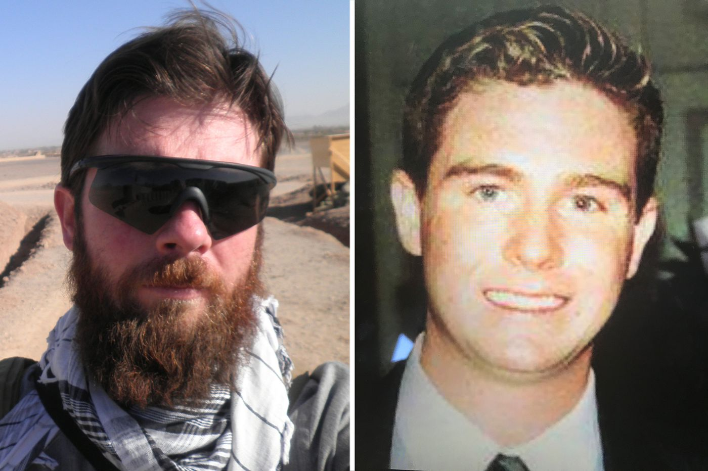 After losing a brother, Joe Quinn thought war would save him – now he's saving other veterans | Mike Newall