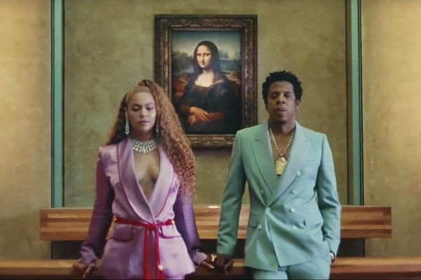 Beyoncé and Jay-Z are a happy couple on 'Everything Is Love.' Is that good for their music?