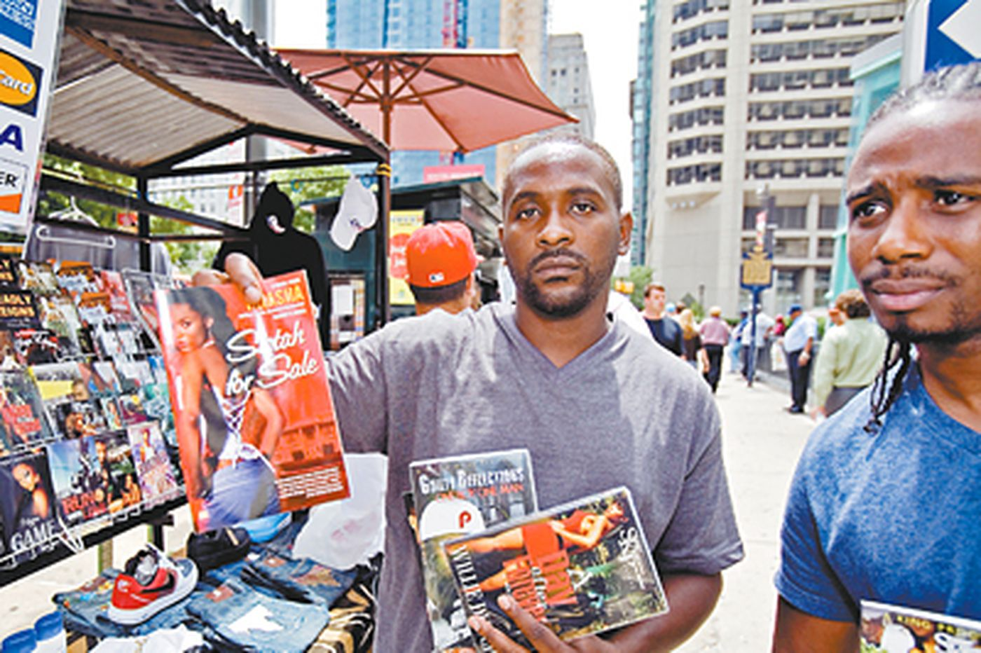 Street lit offers outlet for upstart authors