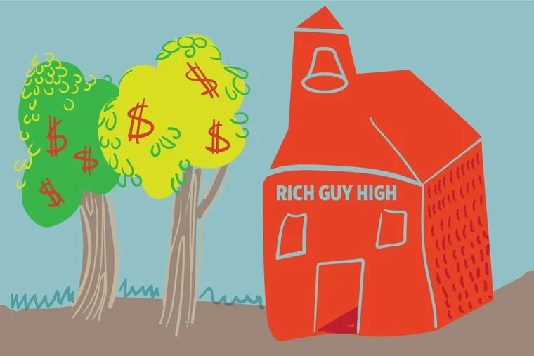 When private investors donate money to public schools: dangerous governance or an opportunity for growth?