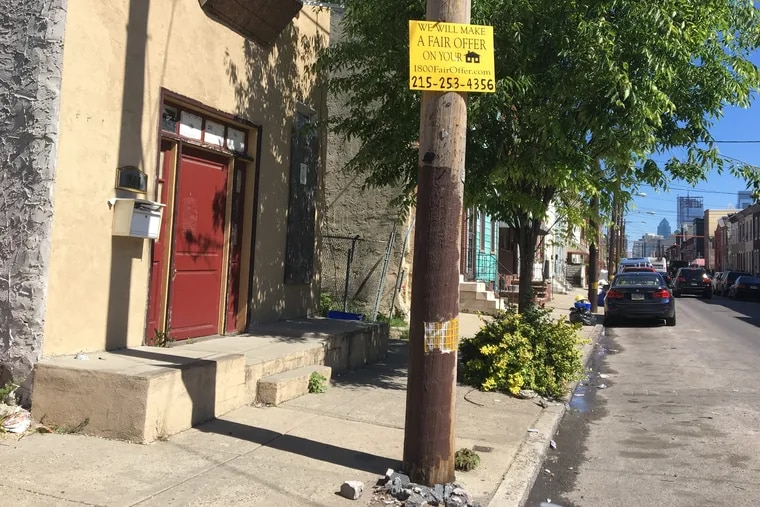"""Point Breeze is an area of the city targeted for a possible """"opportunity zone"""" eligible for tax breaks for developers."""