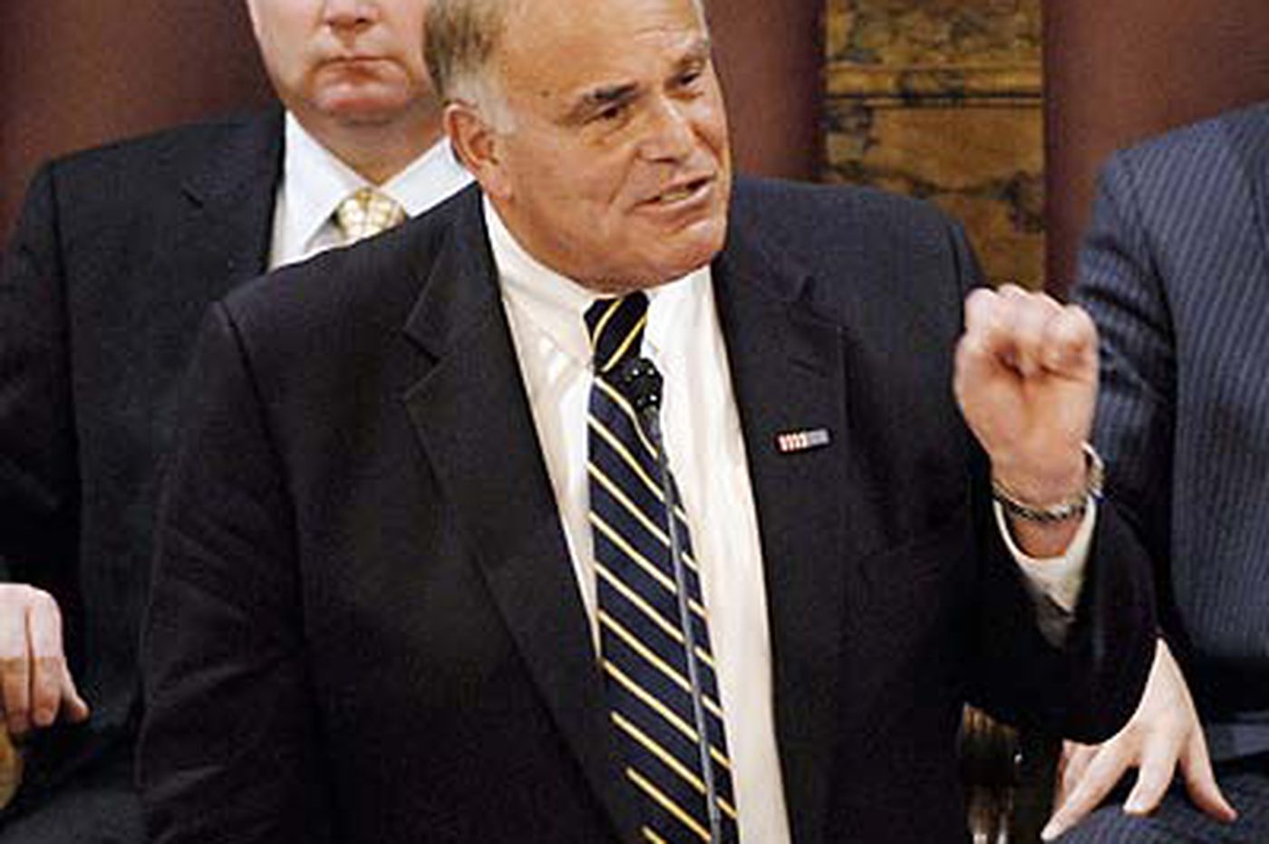 Rendell wants to consolidate 400 PA school districts