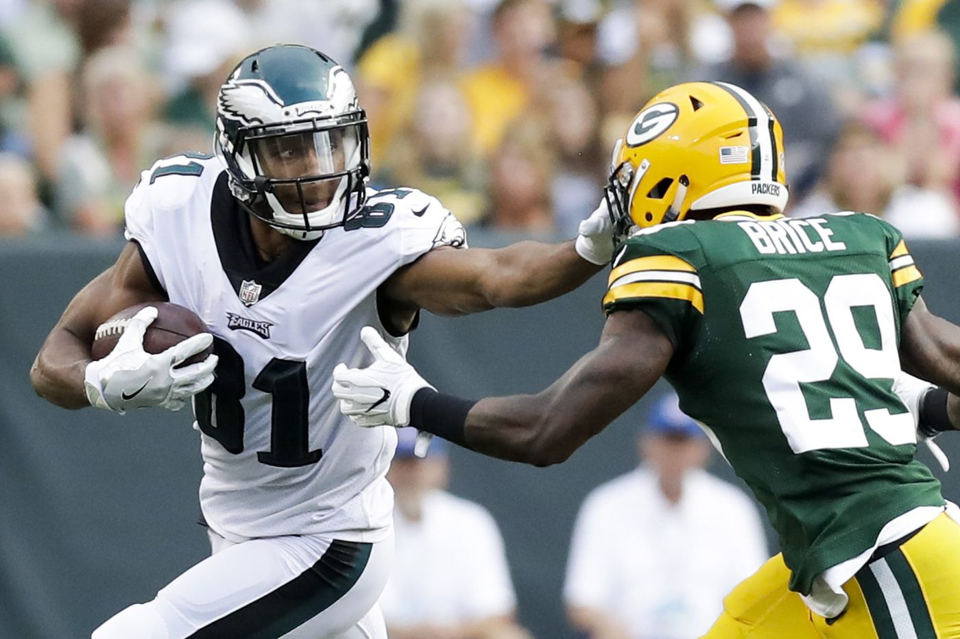 Eagles bring back WR Jordan Matthews