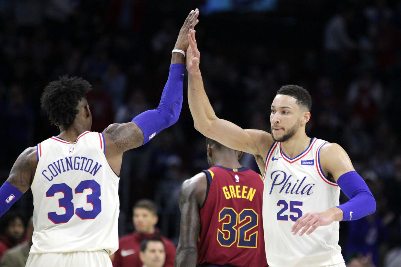 Sixers-Cavs observations, 'best' and 'worst' awards: Ben Simmons' all-star-like skills, T.J. McConnell's lack of playing time and Wells Fargo Center's electricity