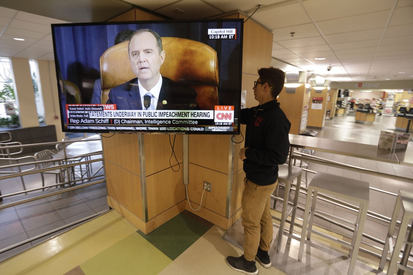 TV is doing more political coverage than ever, but is it having any effect? | Opinion
