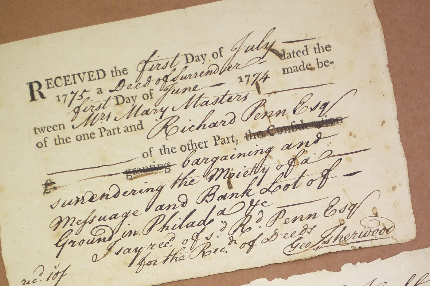 Pennsylvania was William Penn's love story | Opinion