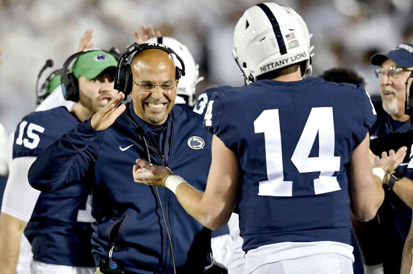 Penn State emphasizing continued red-zone success ahead of Minnesota matchup