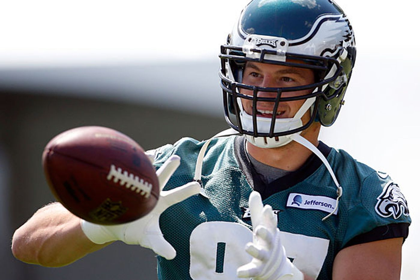 Old-school tight end Celek ready for ninth season