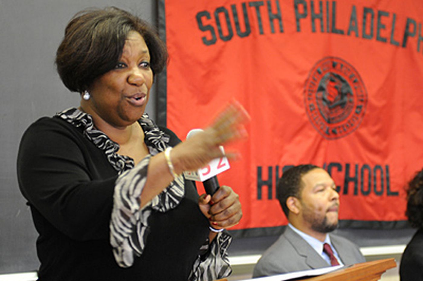 Ackerman focusing on the future in Philadelphia schools