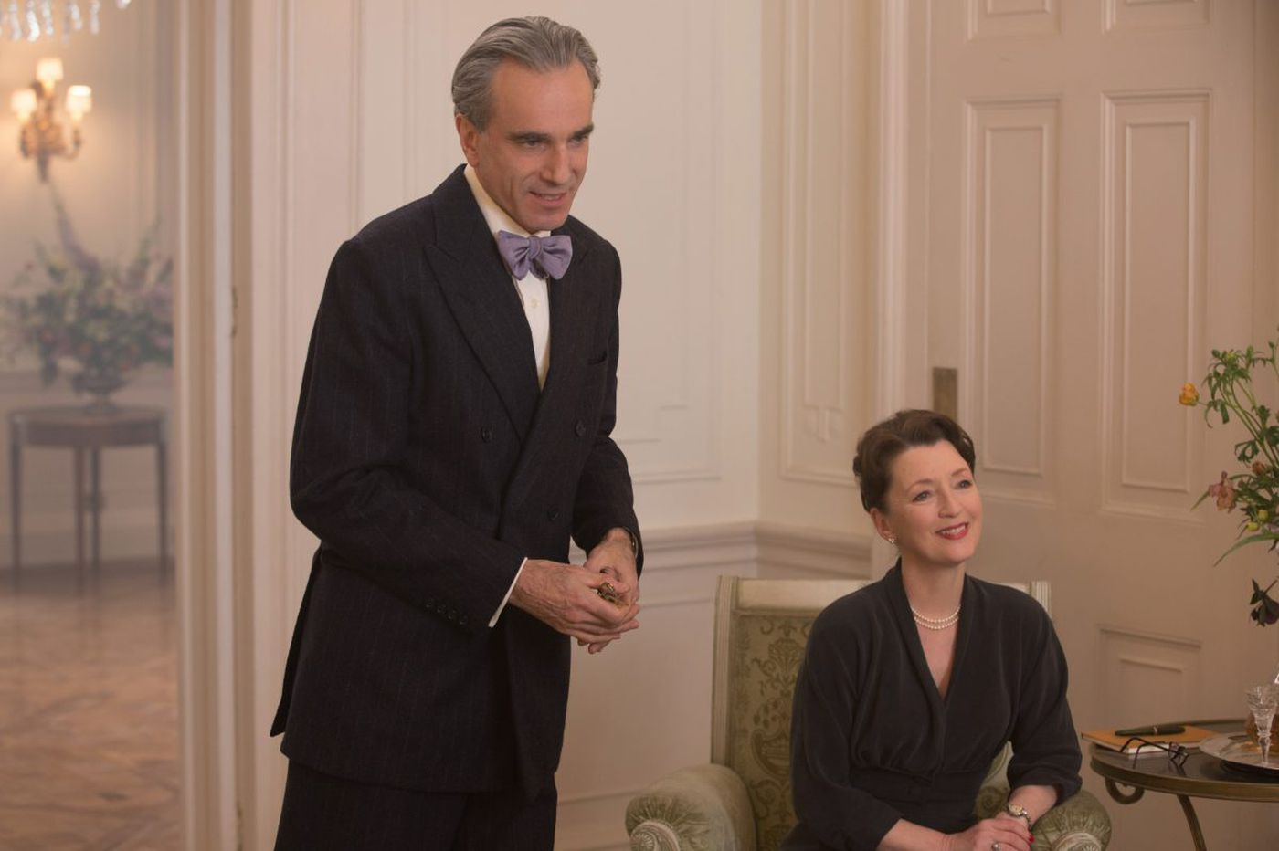 'Phantom Thread': Paul Thomas Anderson's love story is weird by design