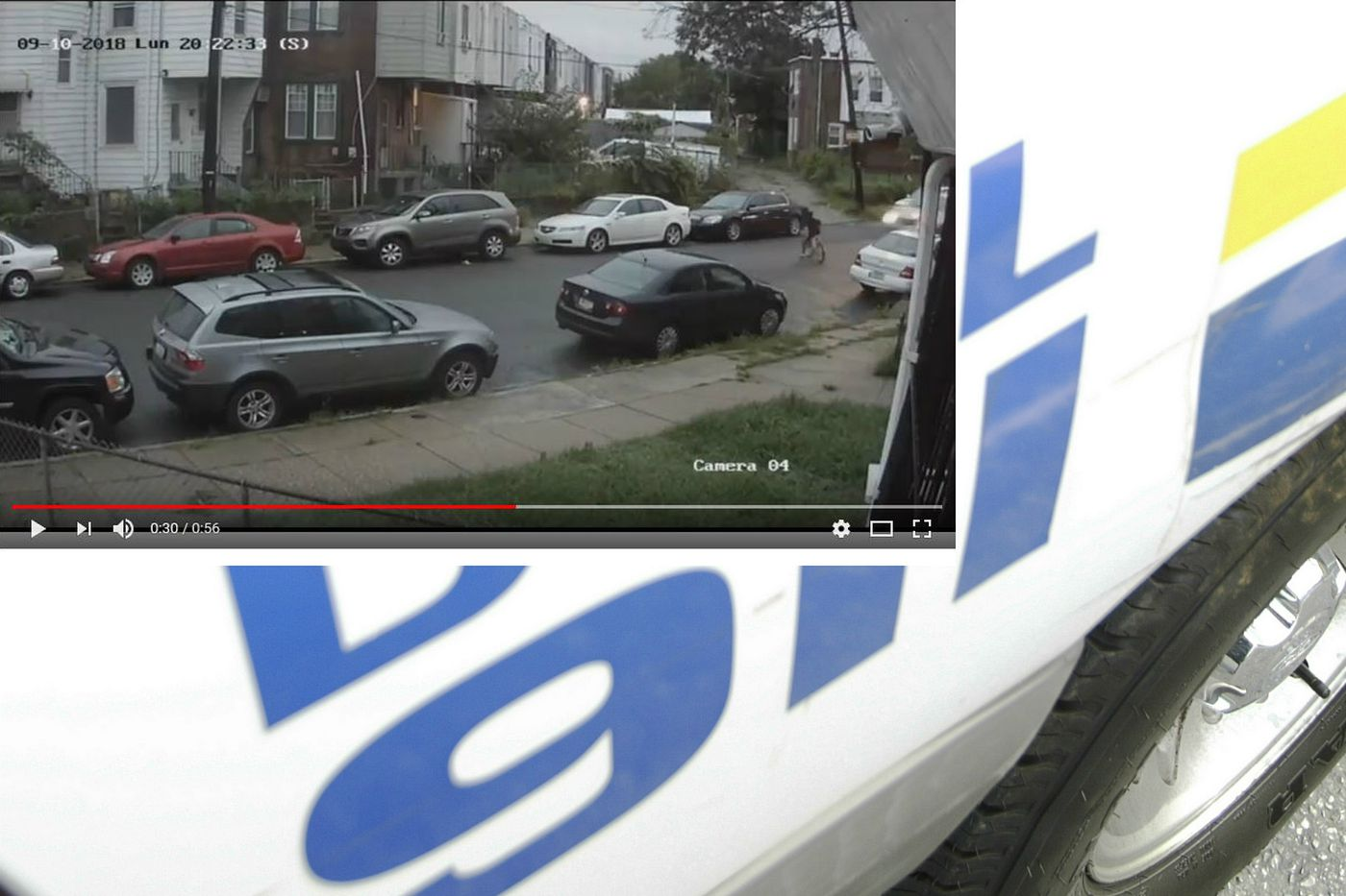 Philly cops find SUV that critically injured girl, 9, in Olney