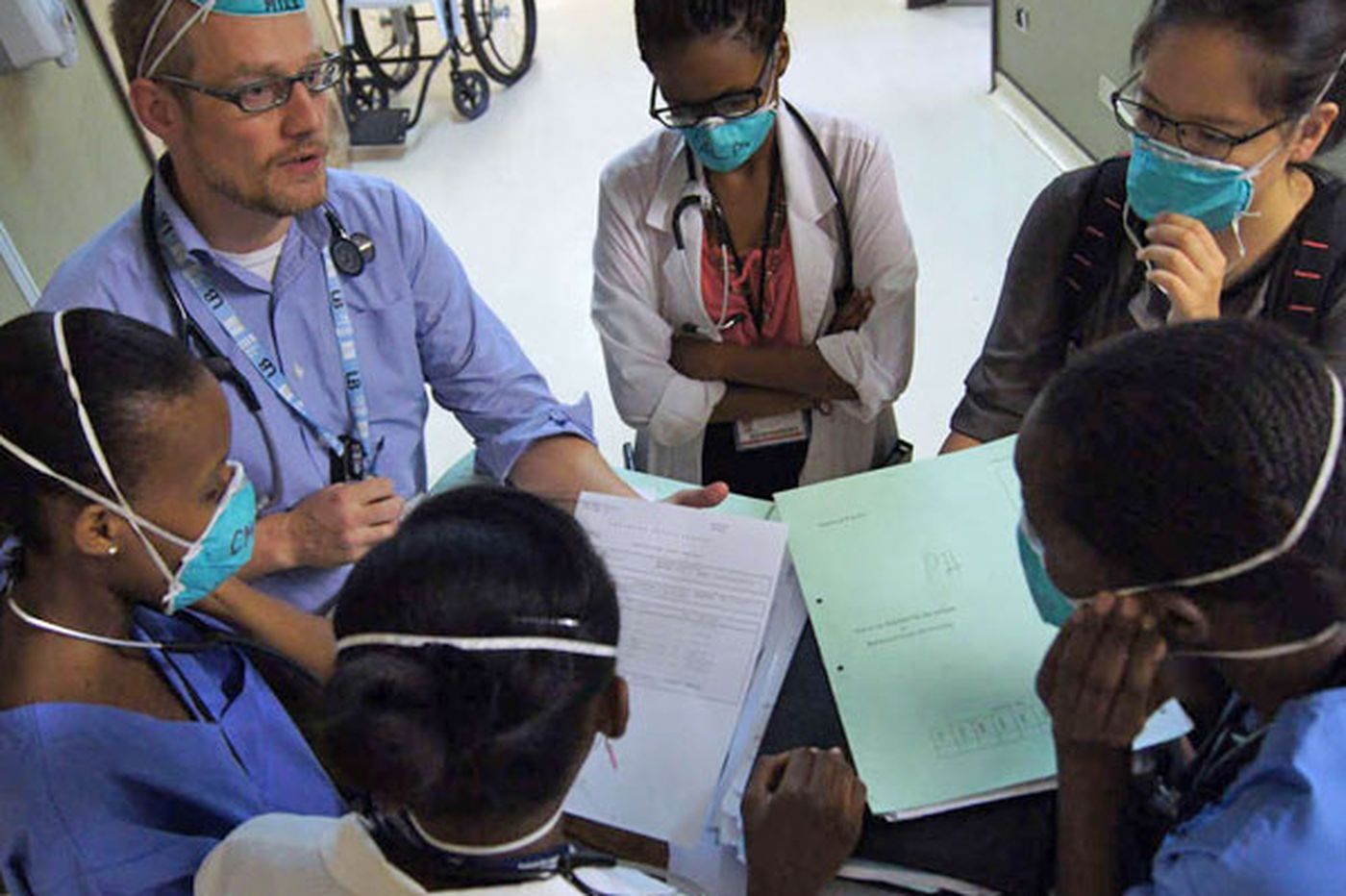 Penn helps - and learns from - Botswana's HIV epidemic