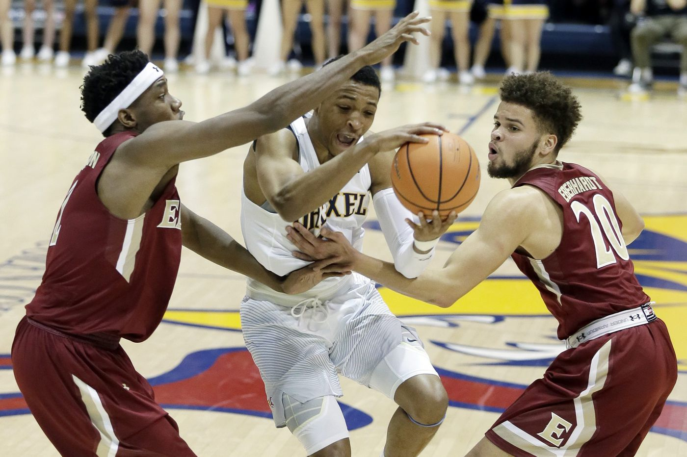 Dragons will rely on Troy Harper and Kurk Lee to lead march toward improvement | Drexel season preview
