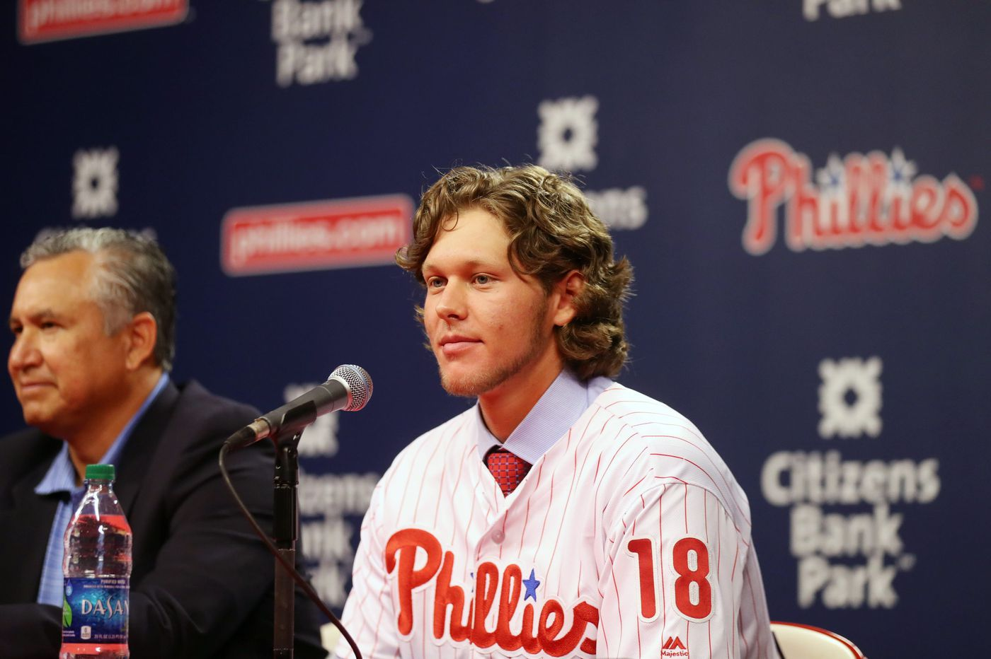 Phillies reach agreements with first-rounder Alec Bohm, 19 other picks