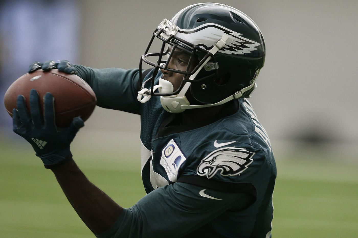 Domo: Quick says Agholor 'has all of the tools'