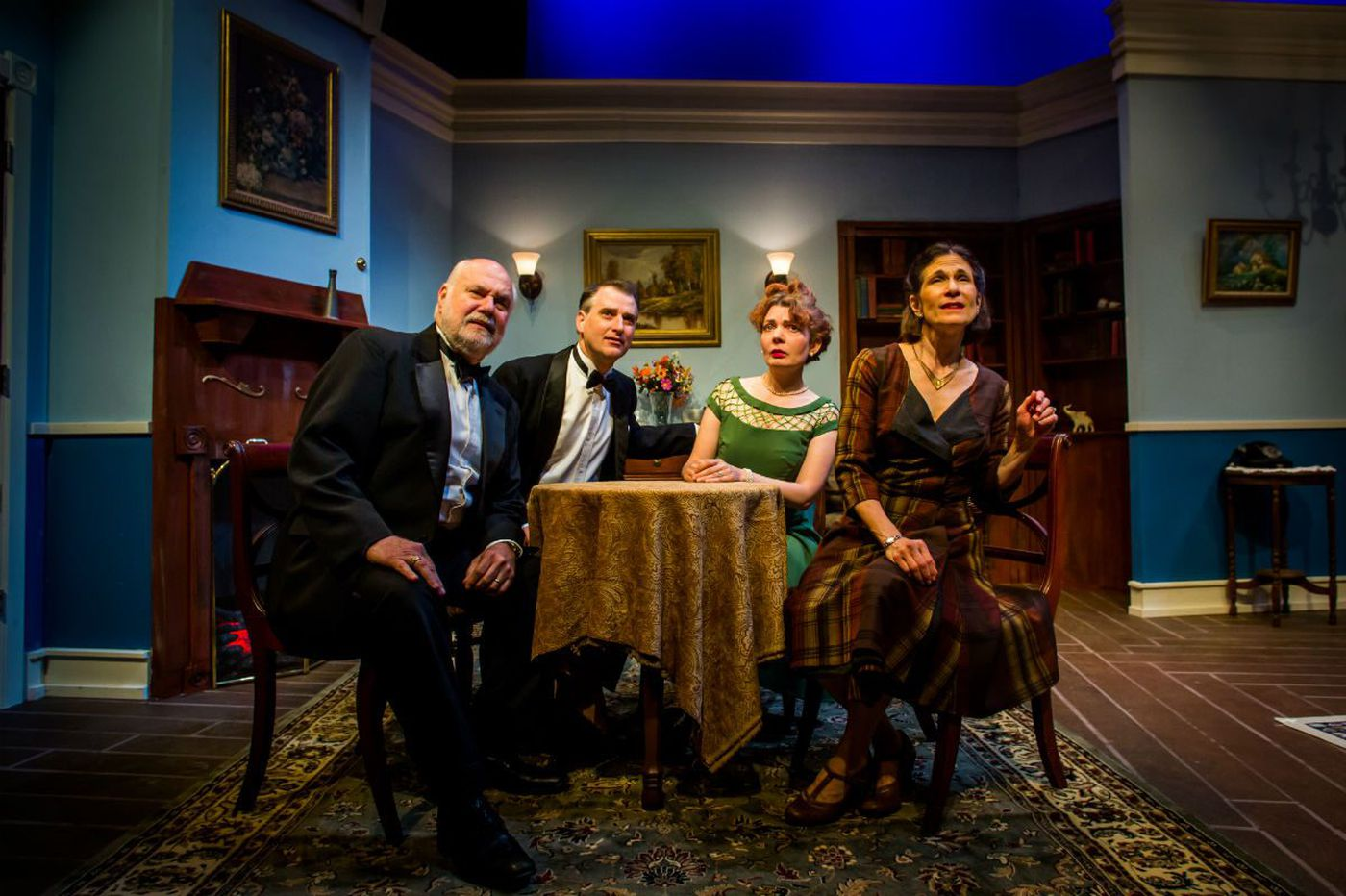 Hedgerow Theatre's 'Blithe Spirit' is blithe, spirited