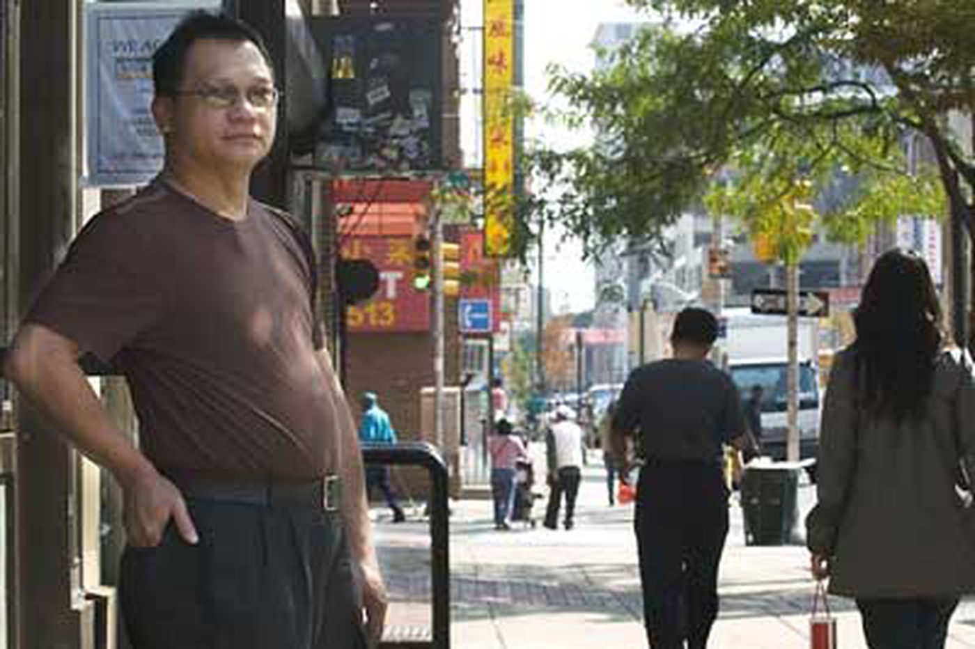 Chinatown residents fear lure of gaming
