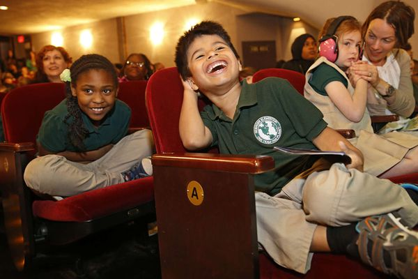 Walnut Street Theatre brings 'sensory-friendly' drama to children