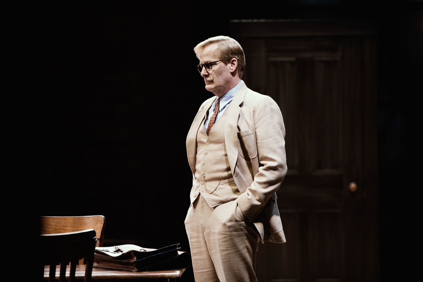 Jeff Daniels on being Broadway's Atticus Finch for hundreds of shows: 'Now I know what I'm doing.'