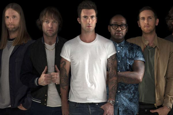 Review: Maroon 5 brings tempered emotion to Wells Fargo