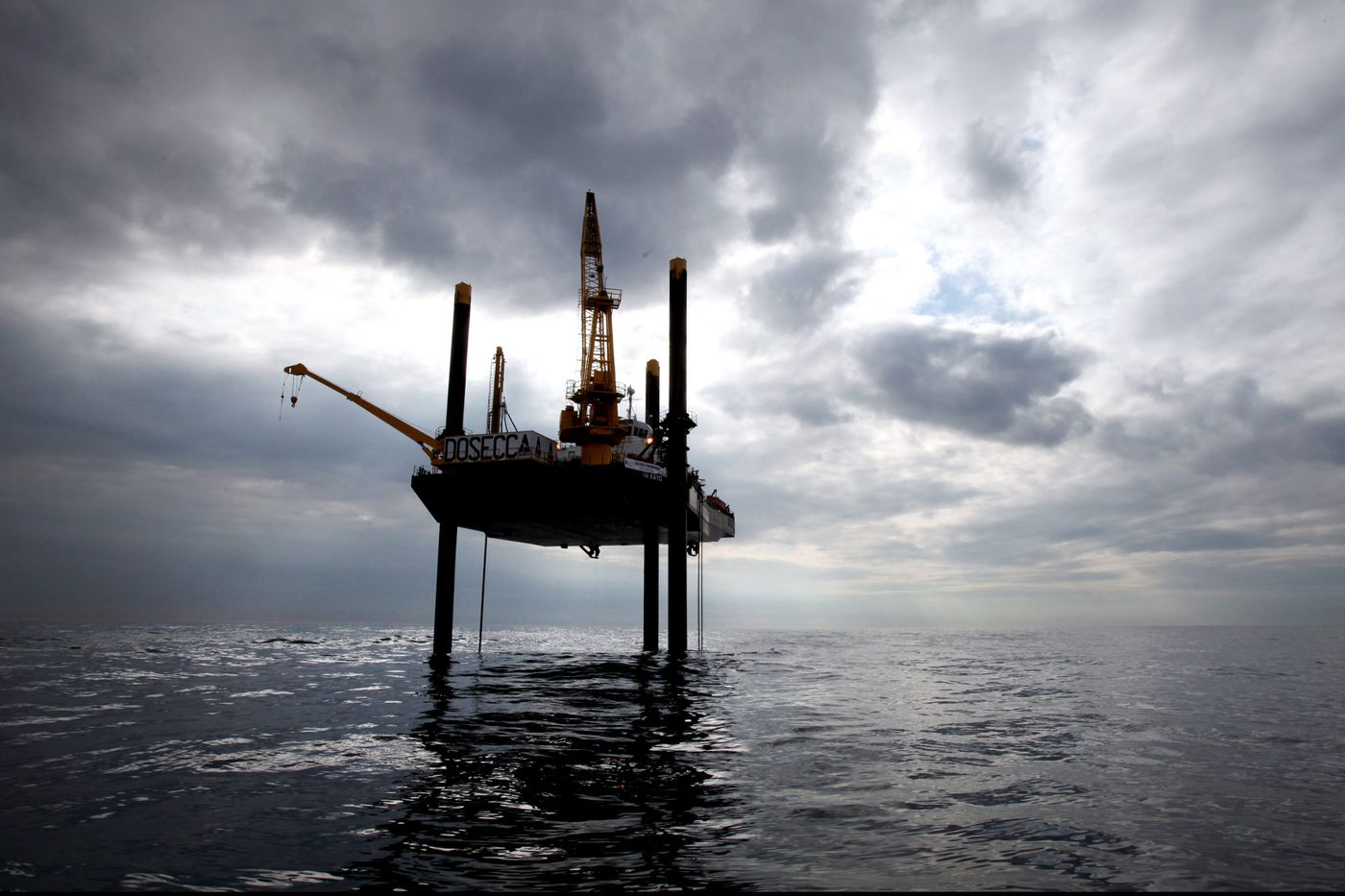 New Jersey sues U.S.: Why was Florida exempted from offshore drilling?