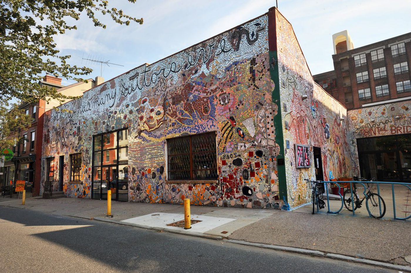 Painted Bride is selling its building and will focus totally on projects