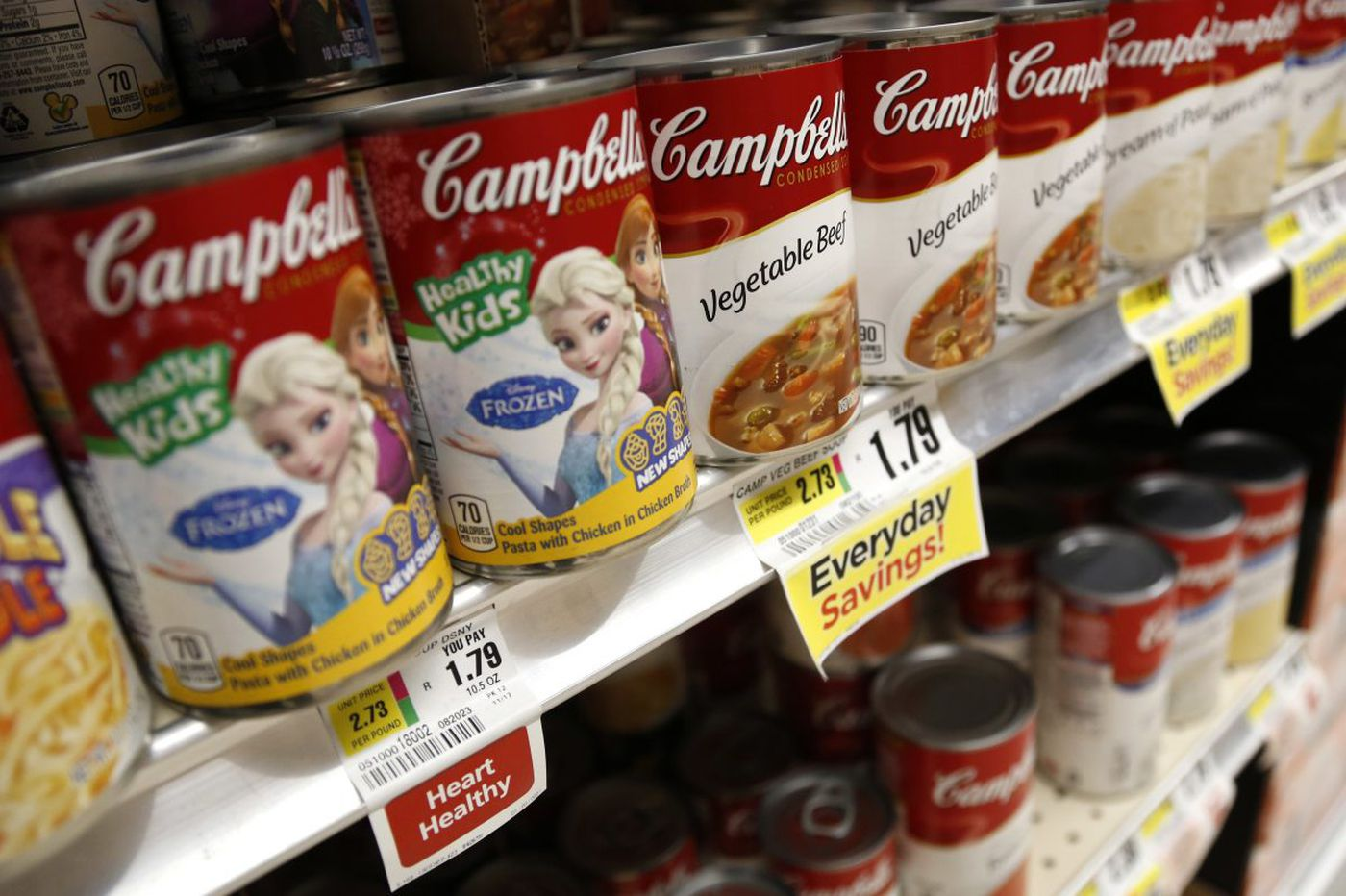 Campbell Soup has another bad quarter; carrot problems return