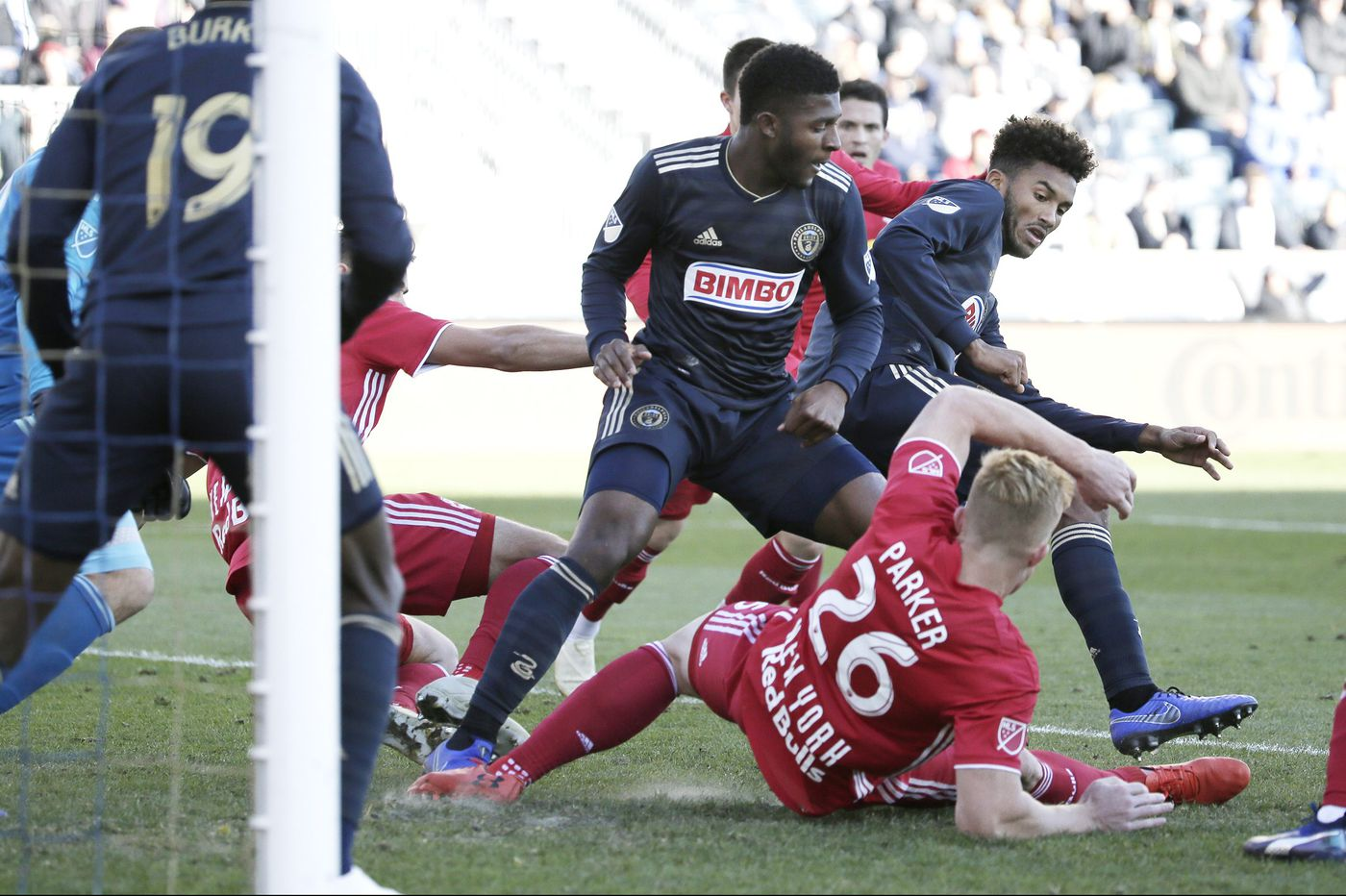 Union's Mark McKenzie ready for his first start this season, as Under-20 World Cup draws closer