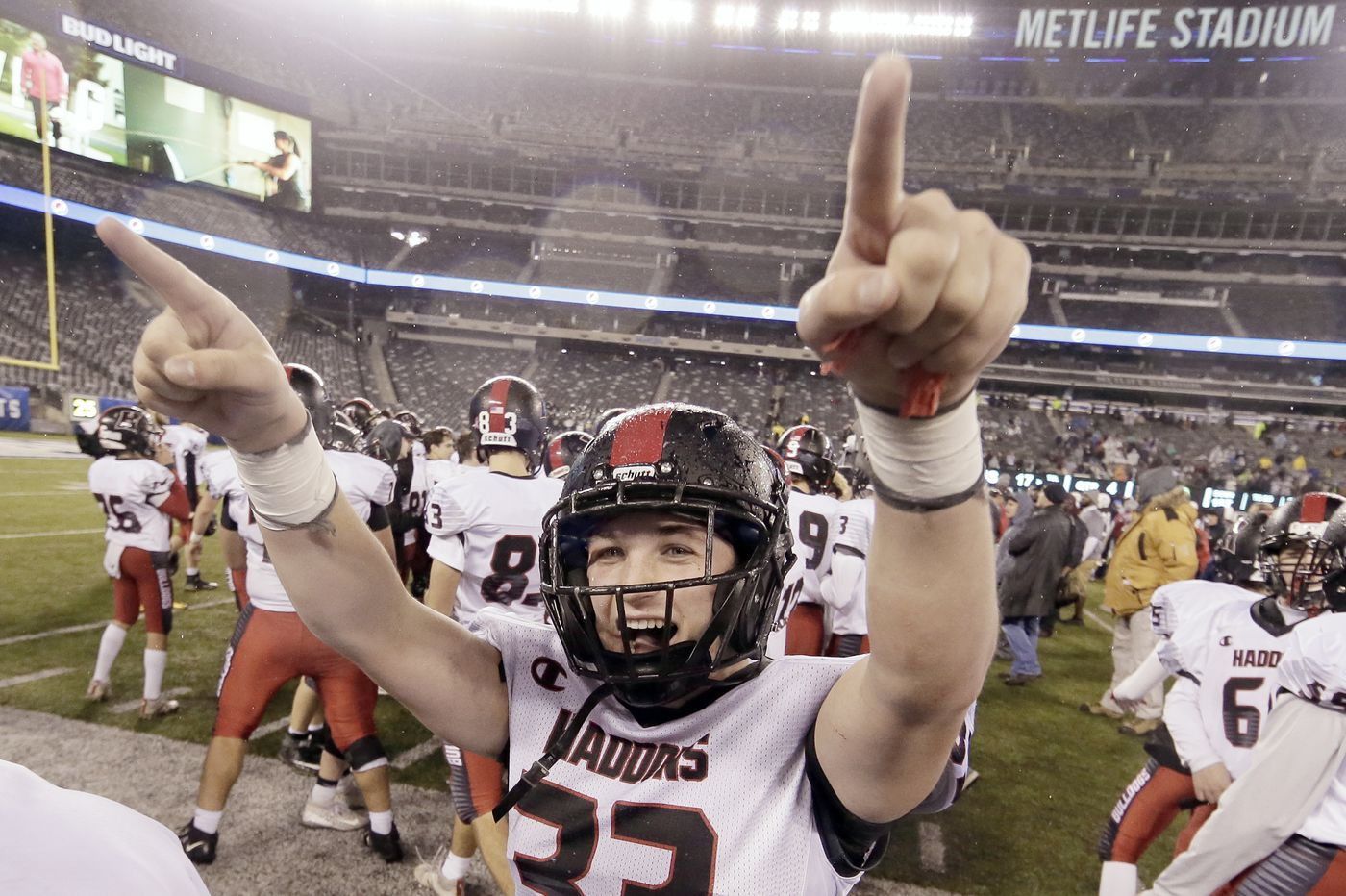 Davis Smith powers Haddonfield past Hillside in Bowl Game at MetLife Stadium
