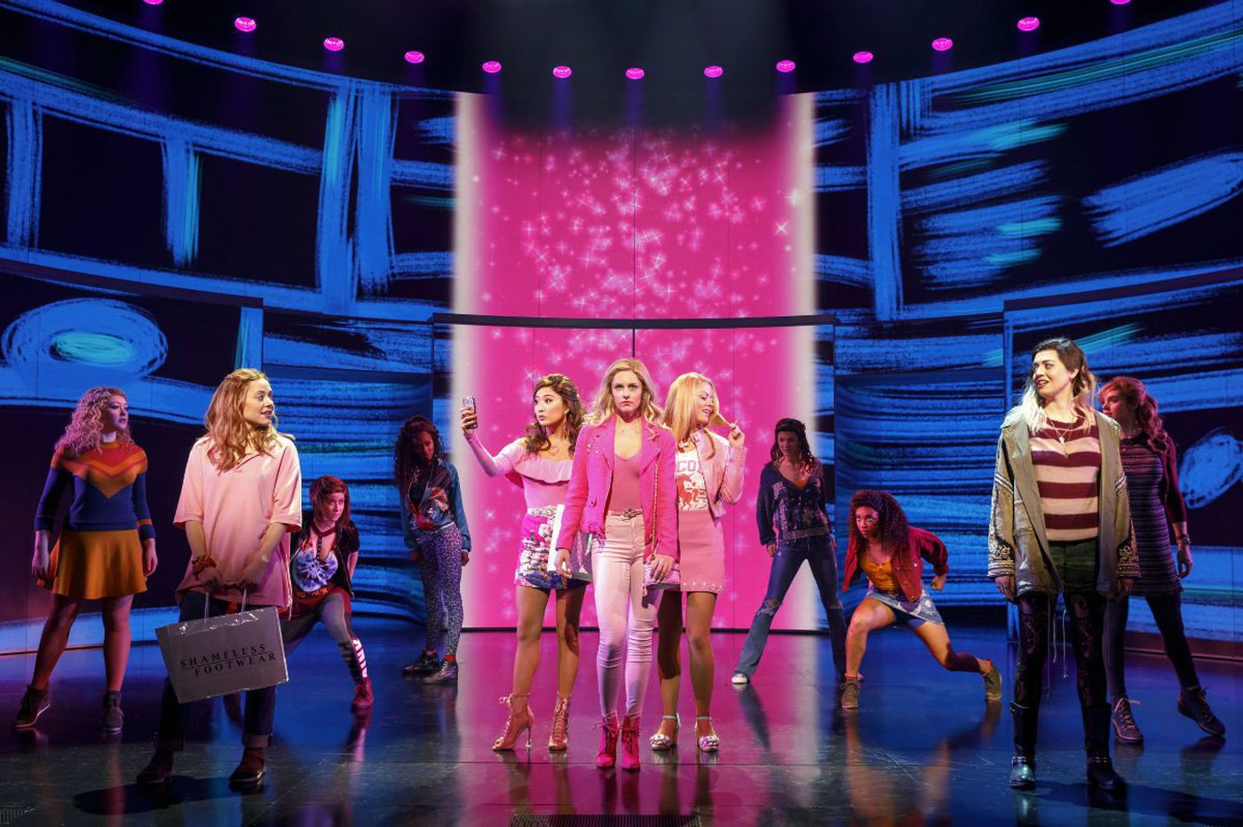'Mean Girls' on Broadway: Tina Fey does it again and again and again