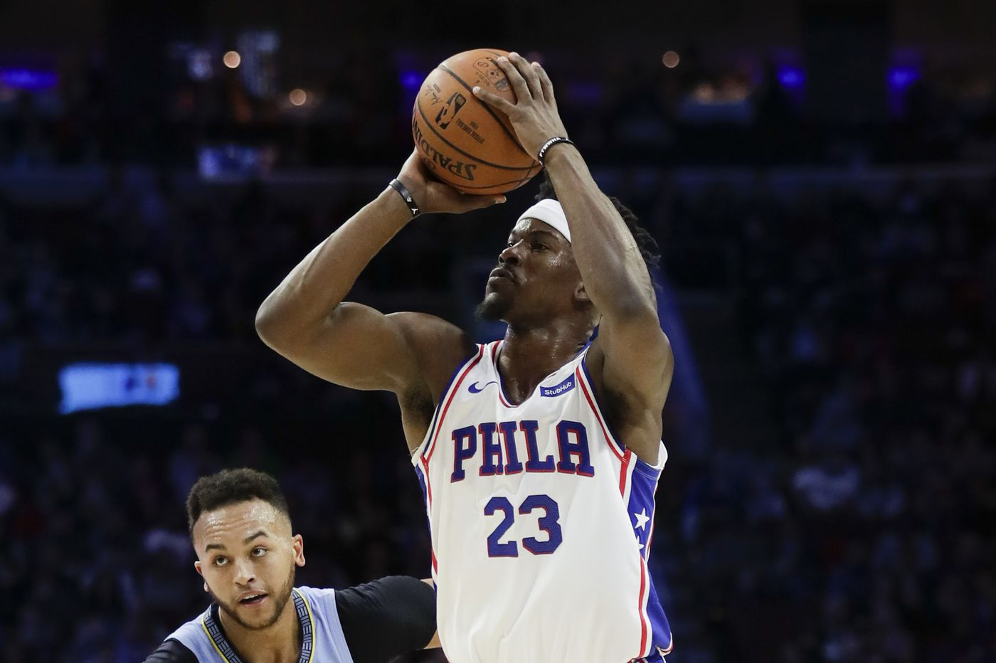 Sixers' Jimmy Butler turns it up a notch in the fourth quarter