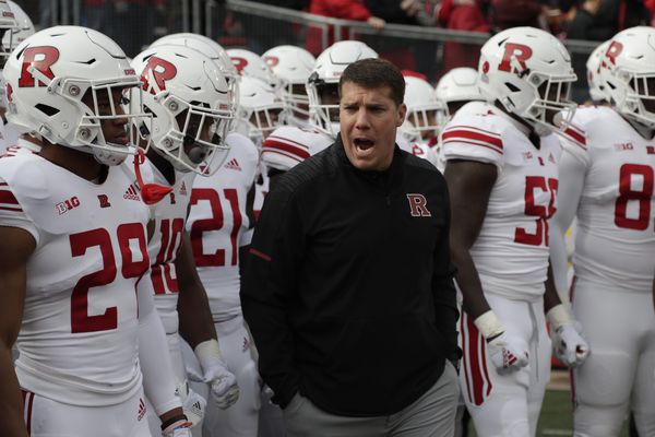 Rutgers will honor seniors on Saturday when Penn State comes to town