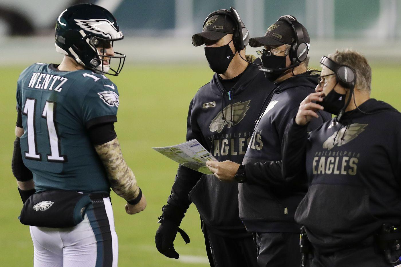 Doug Pederson's book holds the key to how he'll handle Carson Wentz and the Eagles' season | Mike Sielski