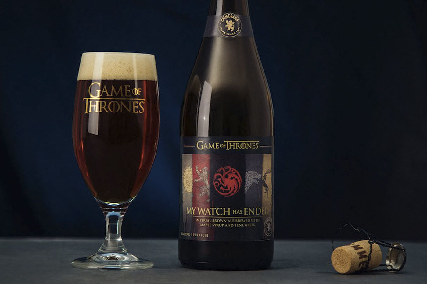 Ommegang to release 'Game of Thrones' beer, My Watch Has Ended