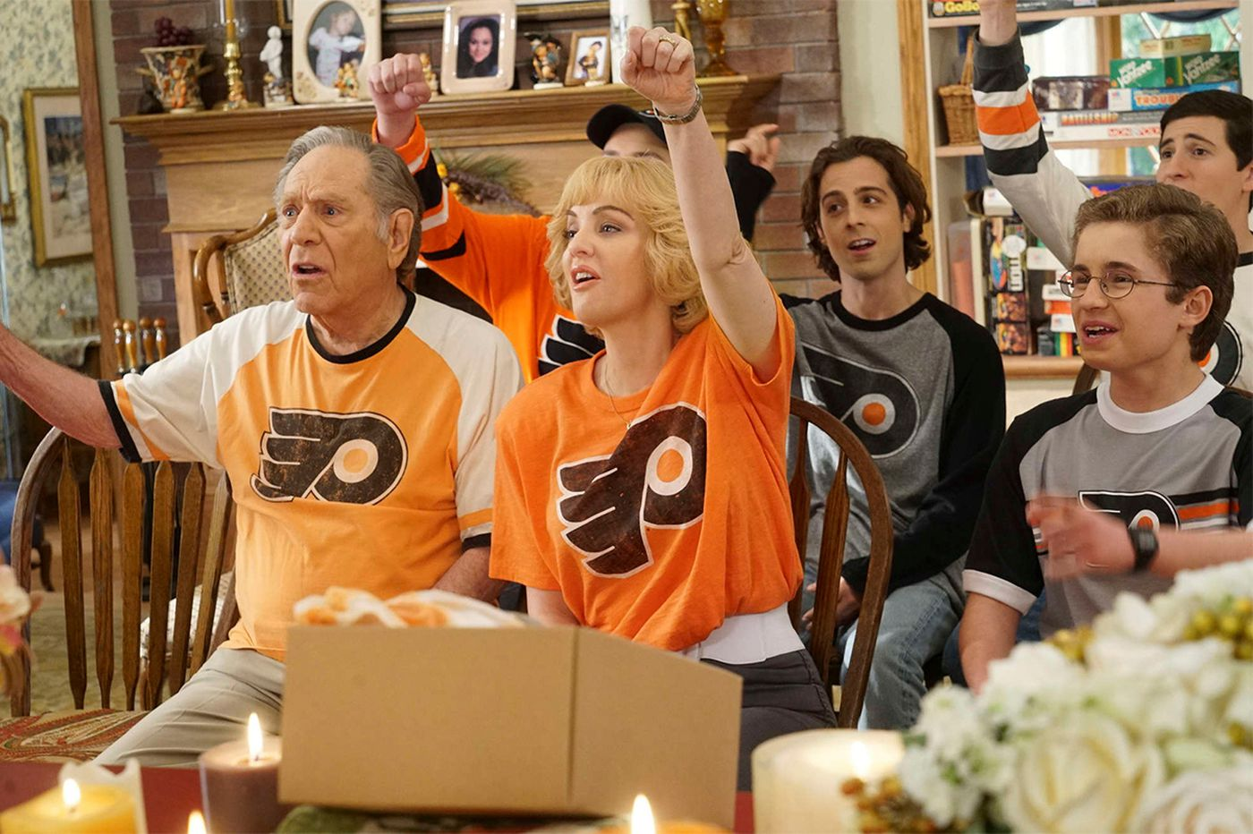 ABC sitcom 'The Goldbergs' pays tribute to Ed Snider