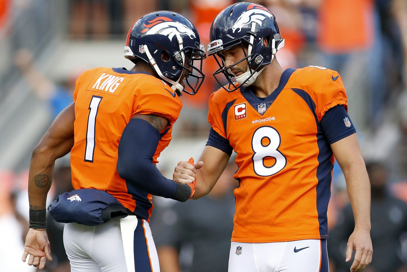 Broncos kicker Brandon McManus weighs in on FanDuel sports-betting dispute