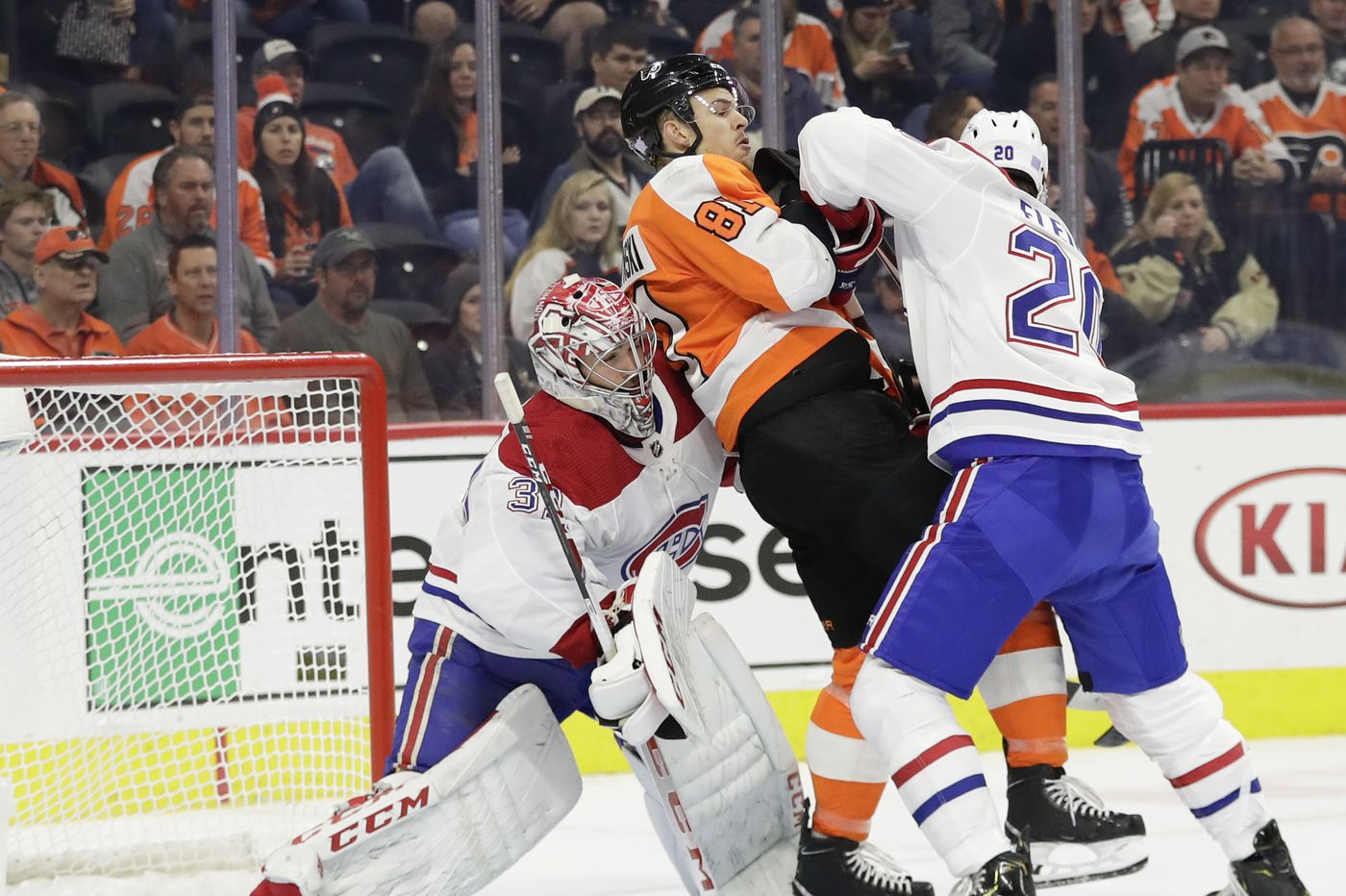 Flyers-Canadiens Game 1 preview: TV, time, odds, notes