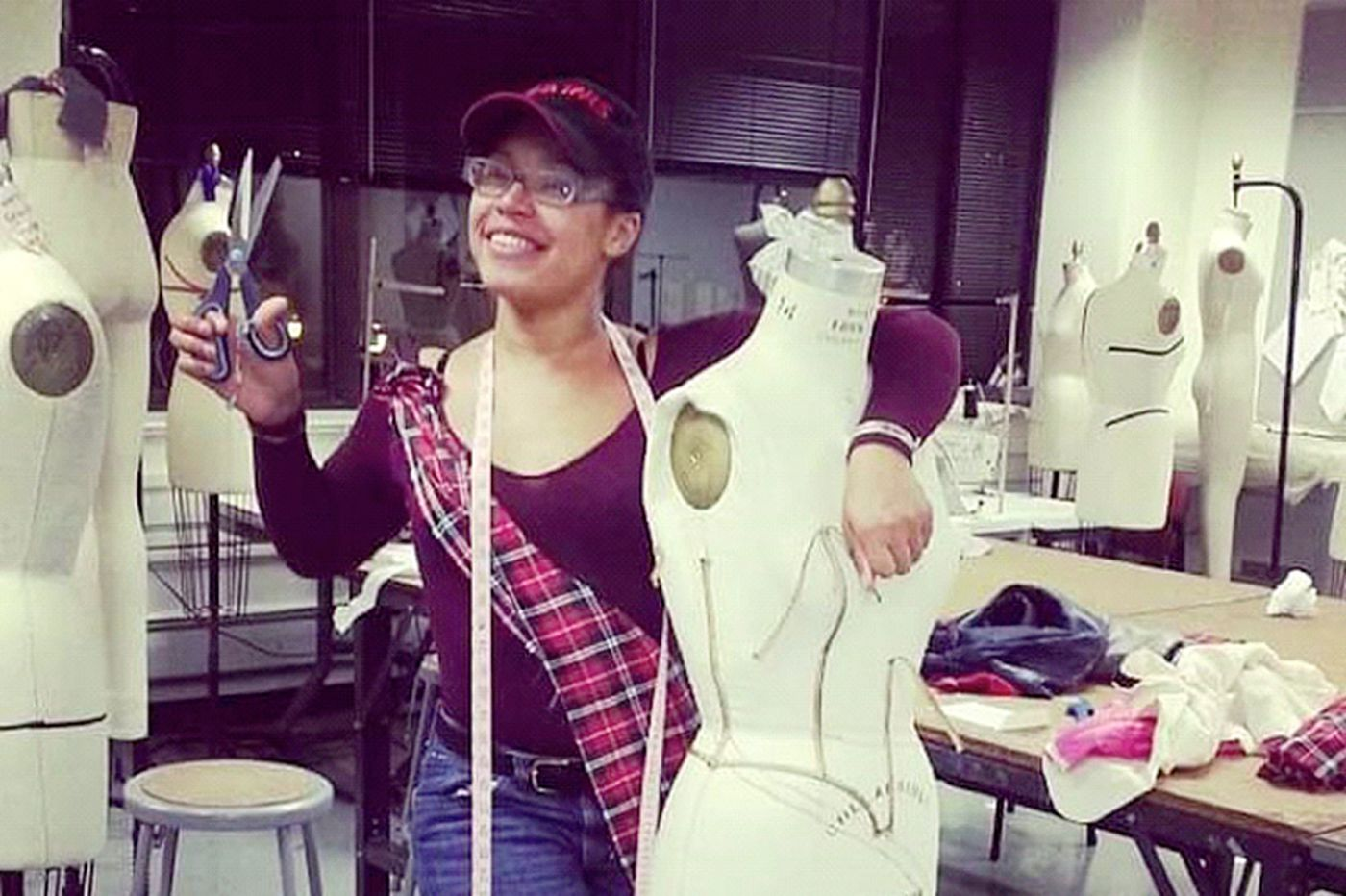Young Germantown fashionista creates jaw-dropping Mummer captain's costume