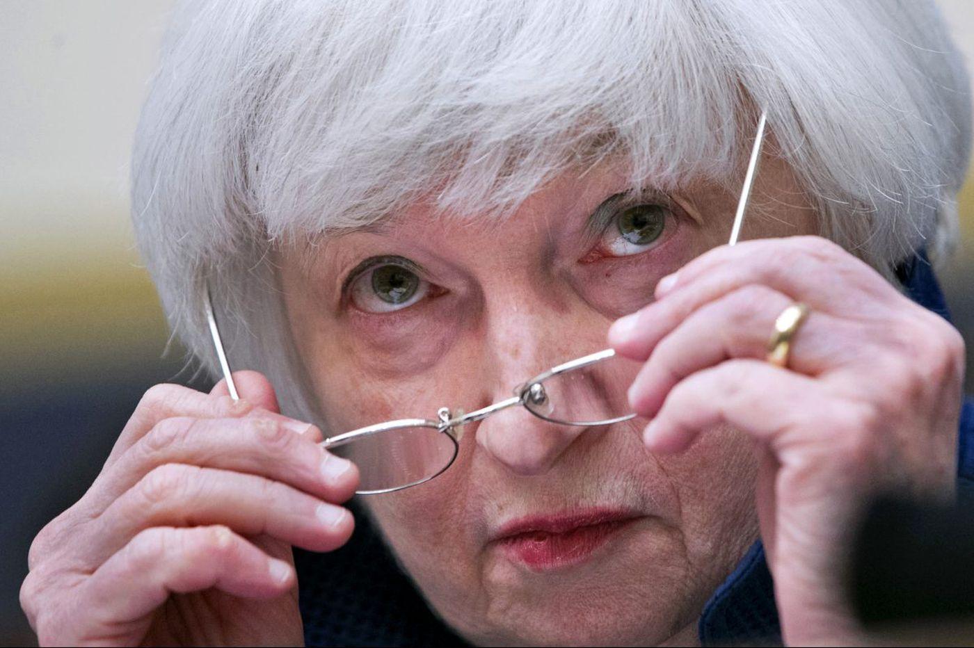 Janet Yellen at Wharton: Ex-Fed head, let go by Trump, praises her successor
