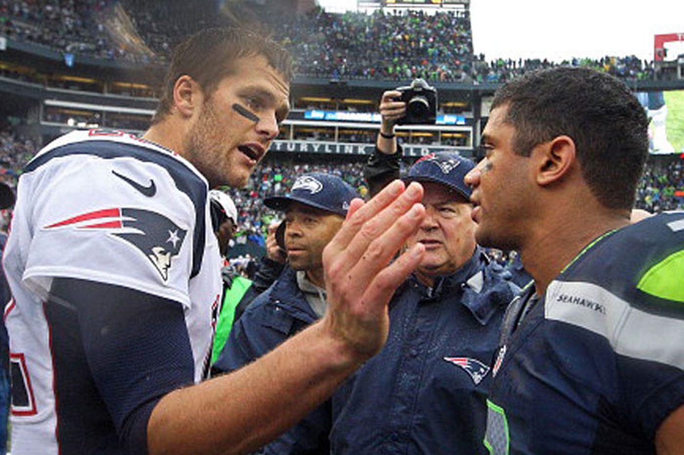 Seahawks lovable, compared to Patriots