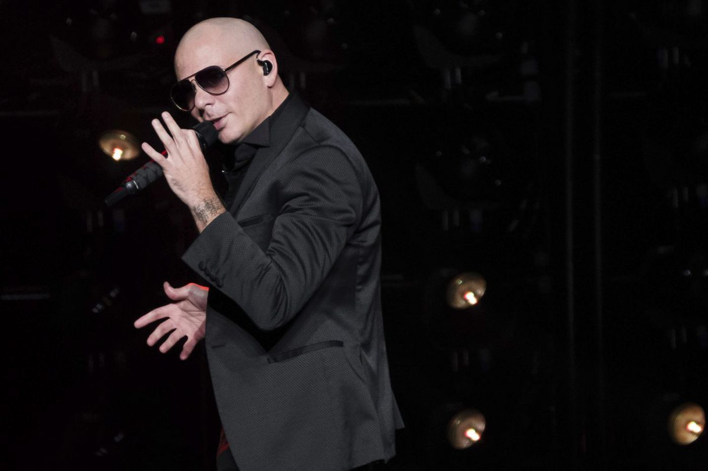 Pitbull to headline Philadelphia's July 4th concert on the Parkway