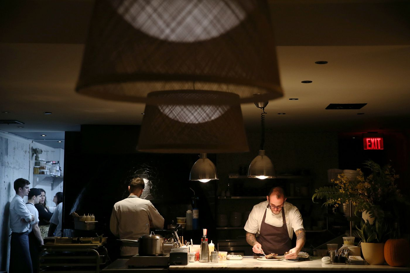 Forsythia review: Christopher Kearse moves into Old City spotlight with a full bar, larger space, and more accessible moves