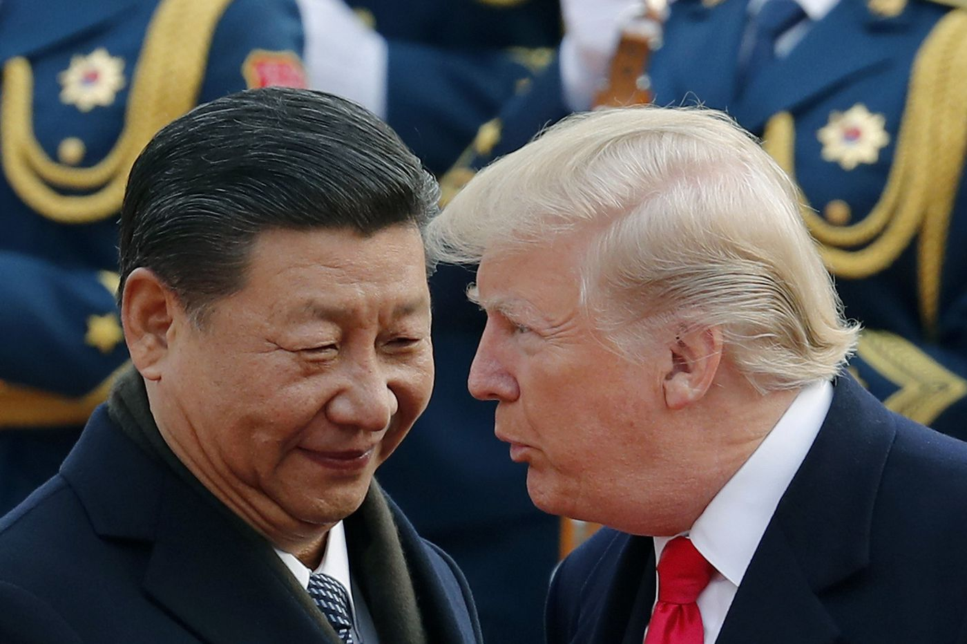 I'm heading to China to report: Are Beijing and Washington headed toward a new Cold War? | Trudy Rubin