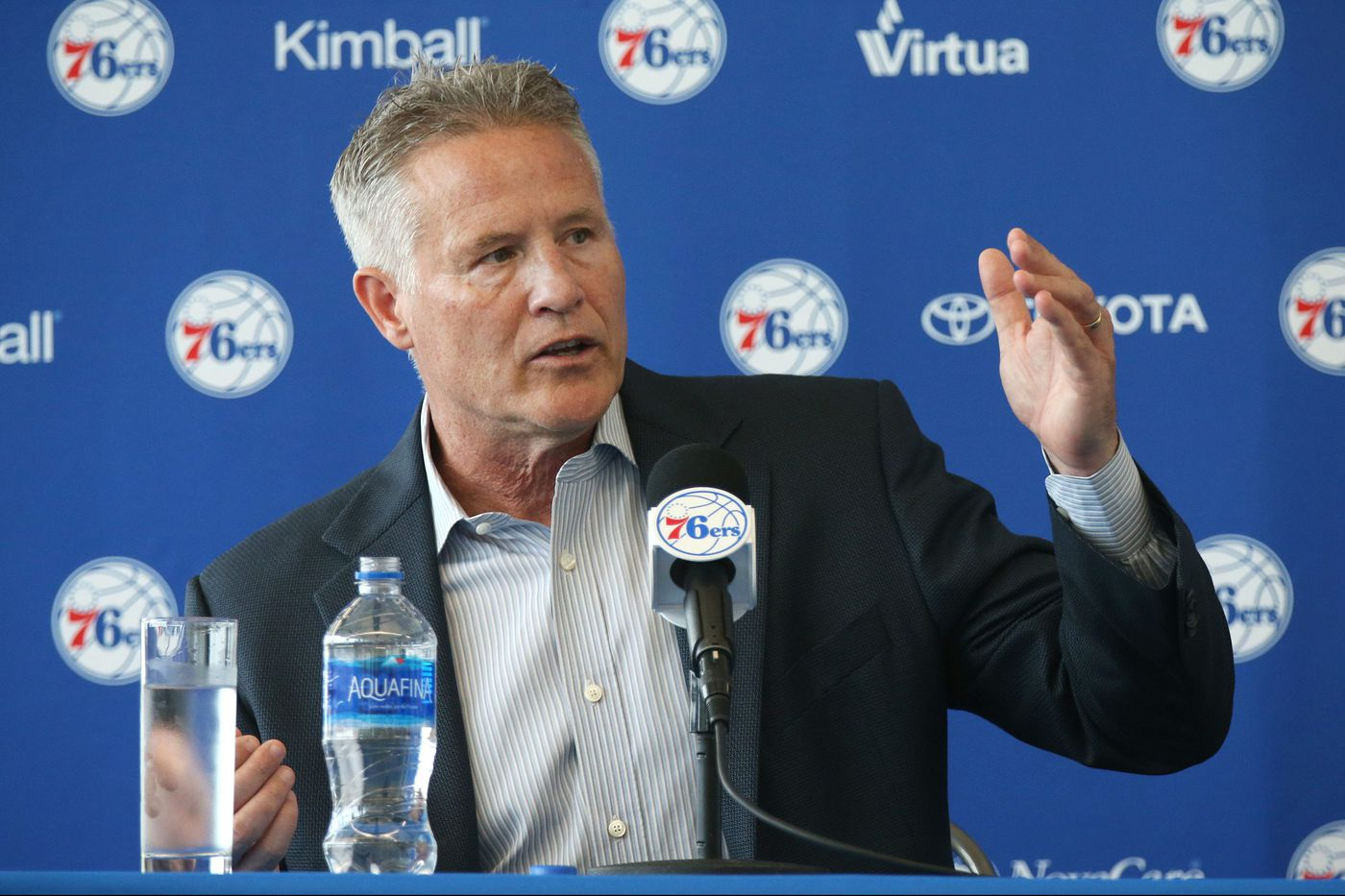 In Brett Brown, the Sixers have a decent GM at last | Marcus Hayes