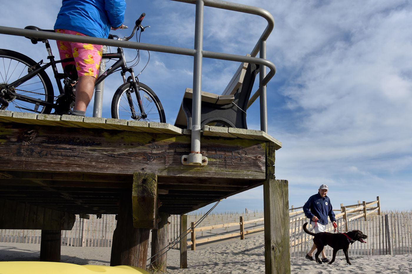Margate rejects plans for a boardwalk