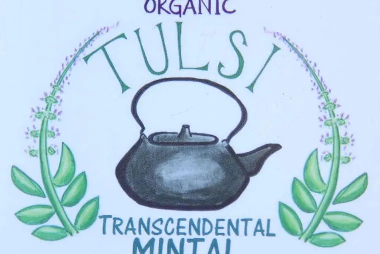 Organic Tulsi Transcendental Tea. (Jessica Griffin/Staff Photographer)