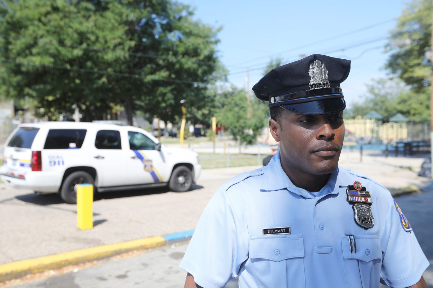 Kudos to SW Police Division for taking much-needed jobs to street corners | Jenice Armstrong